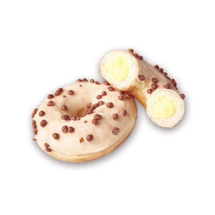 PALMOILFREE Gefüllte Donut