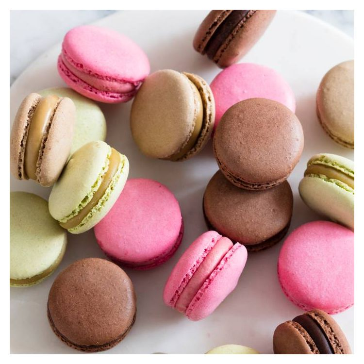 Macarons assortment 15g