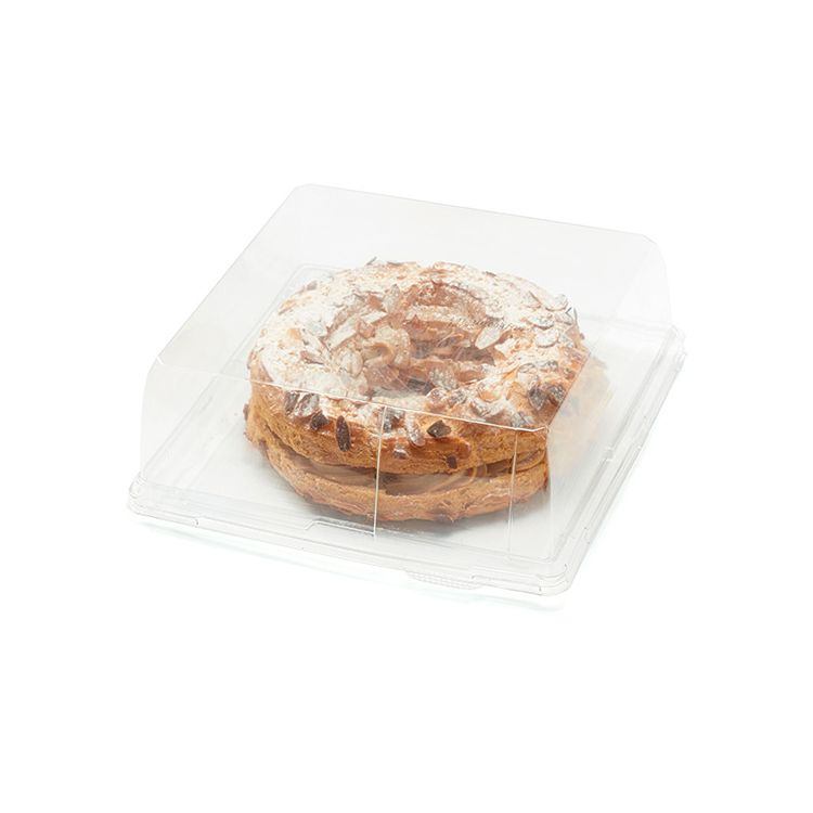 Paris brest with slivered almonds 400g