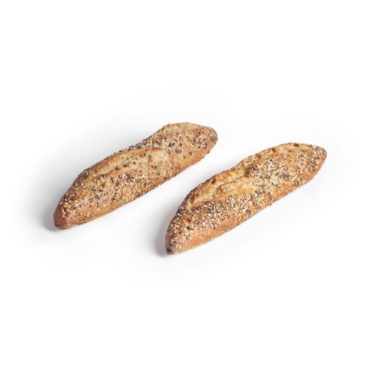 Media baguette semillas