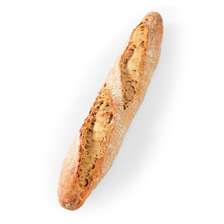 Baguette - 25% de sel