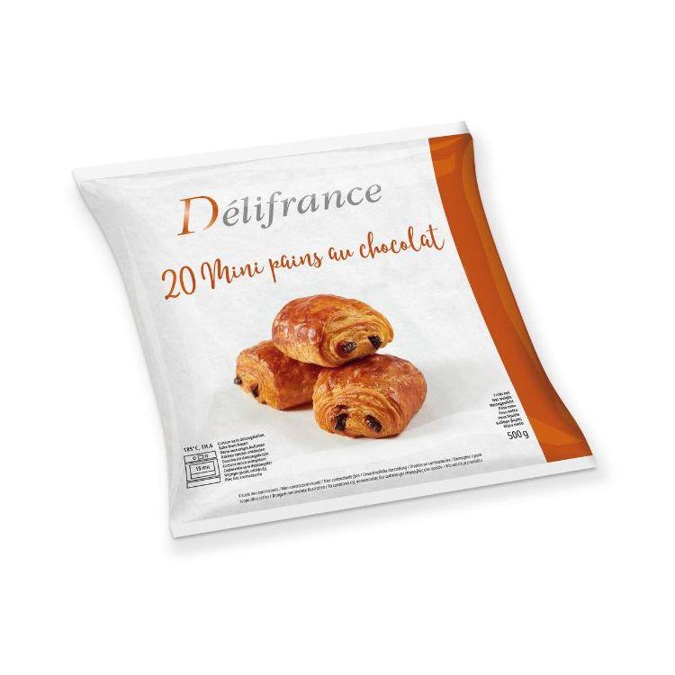 20 mini chocoladebroodjes