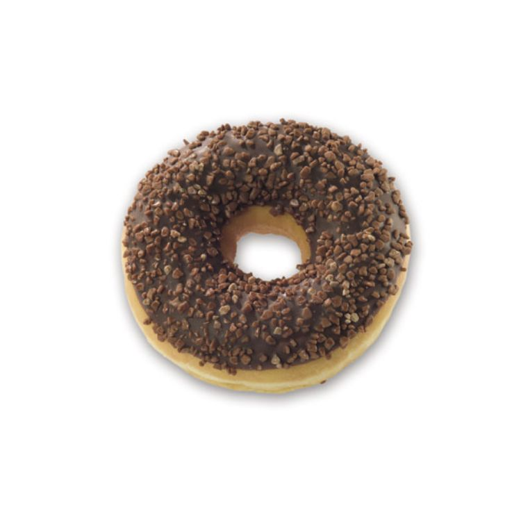 Donut Schokoglasur