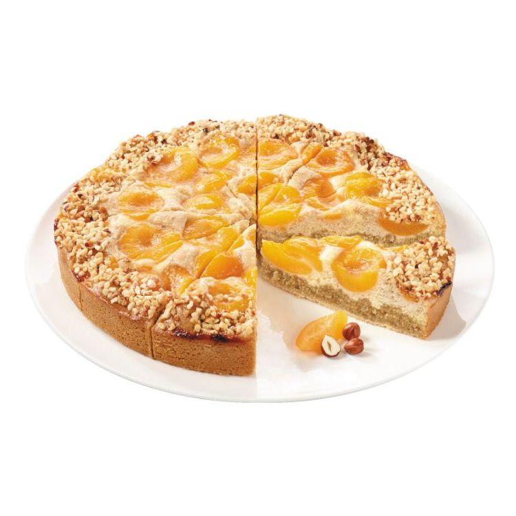 Veganer Aprikosenkuchen