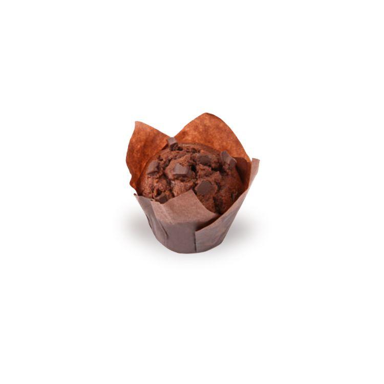Muffin Tulipano farcito al cioccolato e nocciole