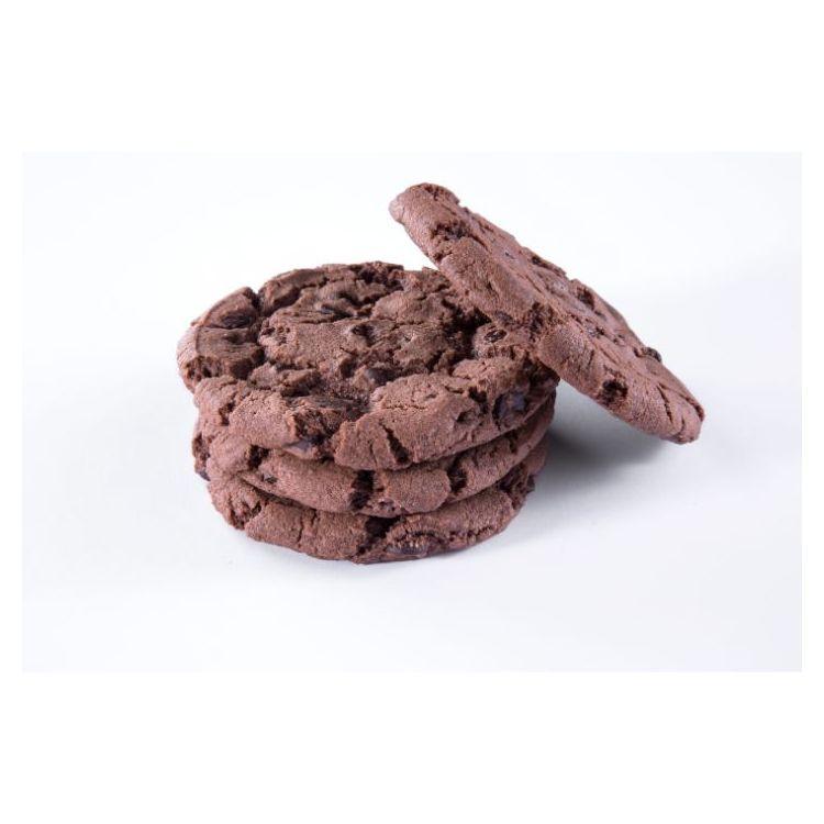 American cookie met chocolade 11cm