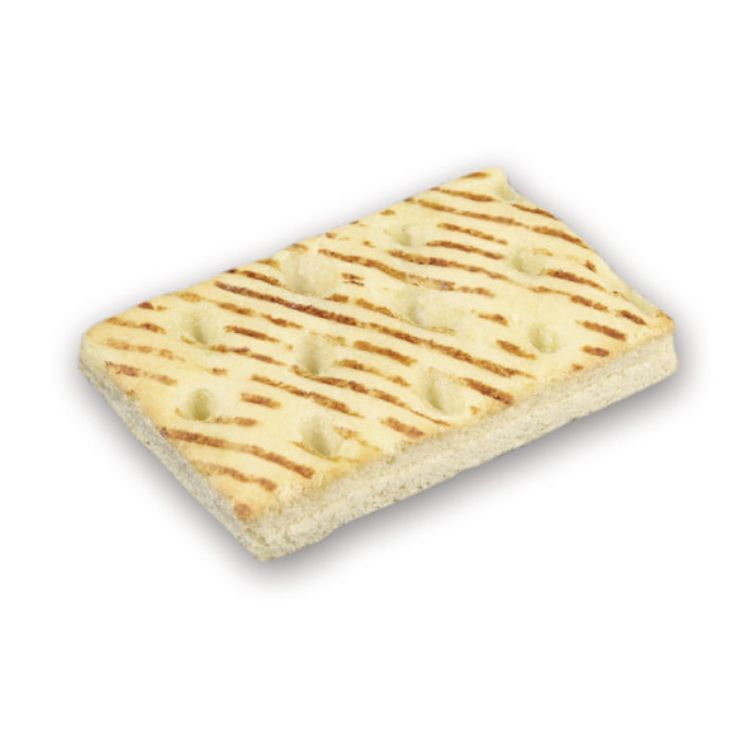 Grilly® focaccia - pre-grilled & pre-sliced