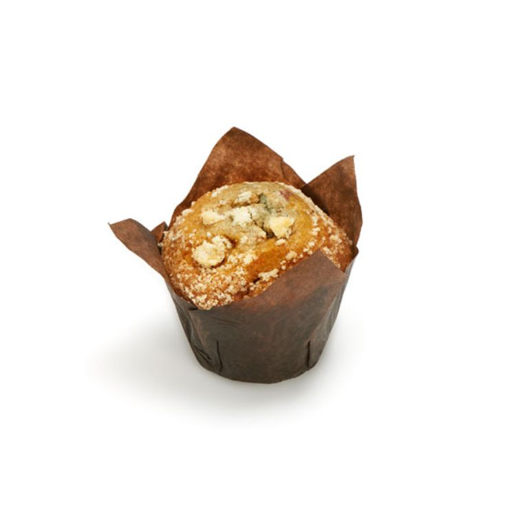 Muffin Tulipano farcito al mirtillo