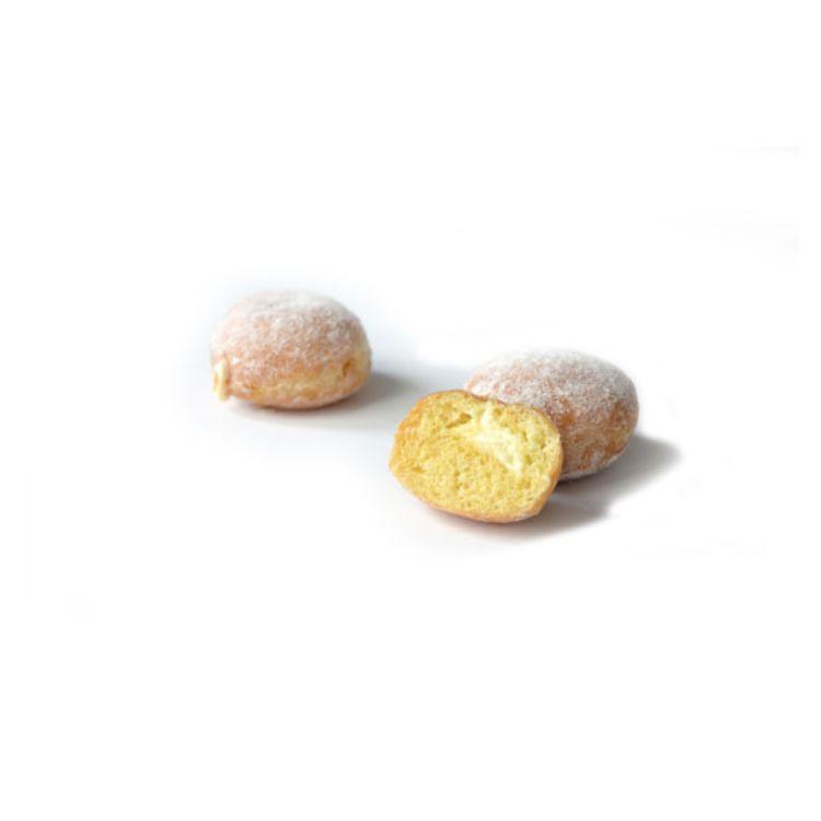 Munk mini Vit choklad