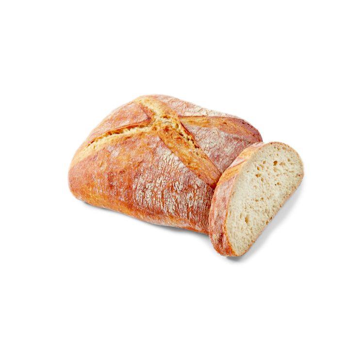 Large poolish loaf