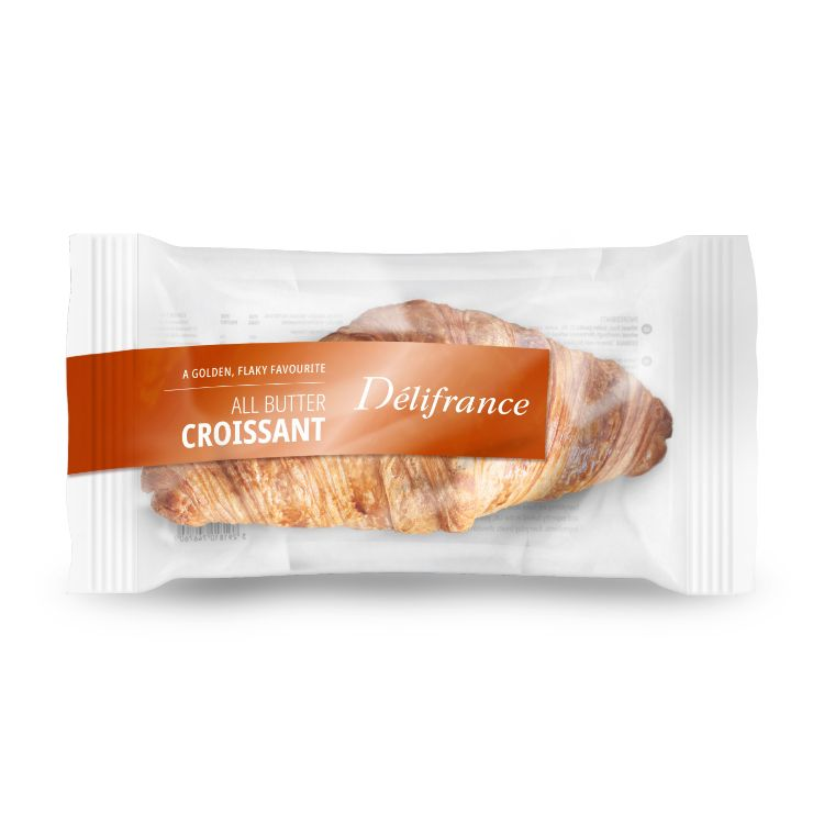 Butter croissant - individually wrapped