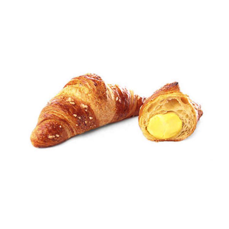 Croissant superfarcito alla crema vaniglia Harmonie