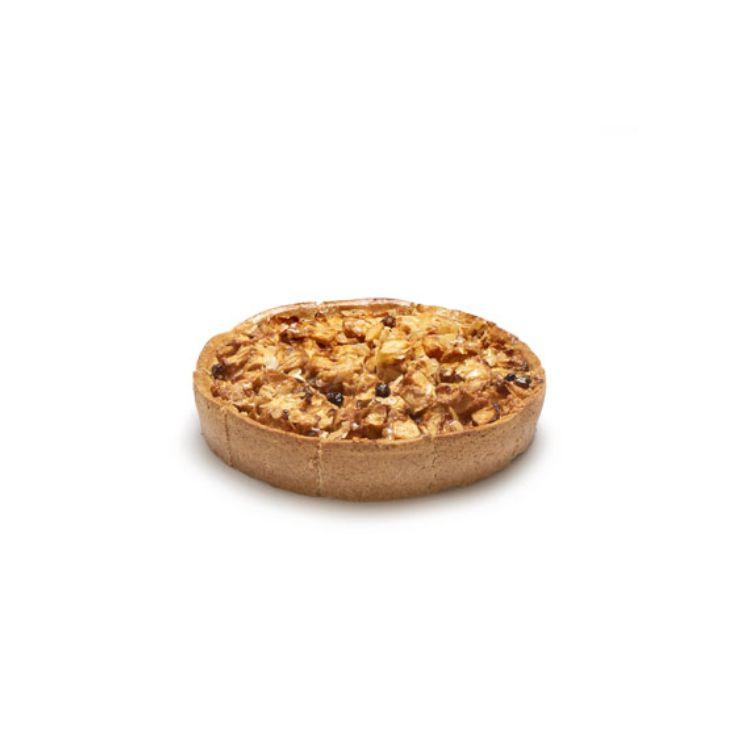 Bourgondische appeltaart met roomboter diam. 26 cm