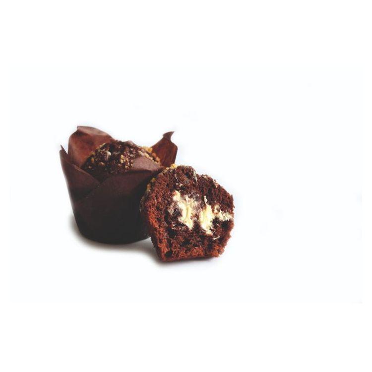 Franse muffin choco-witte chocolade u mb
