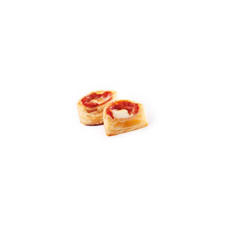 Pizzette con pomodoro e formaggio