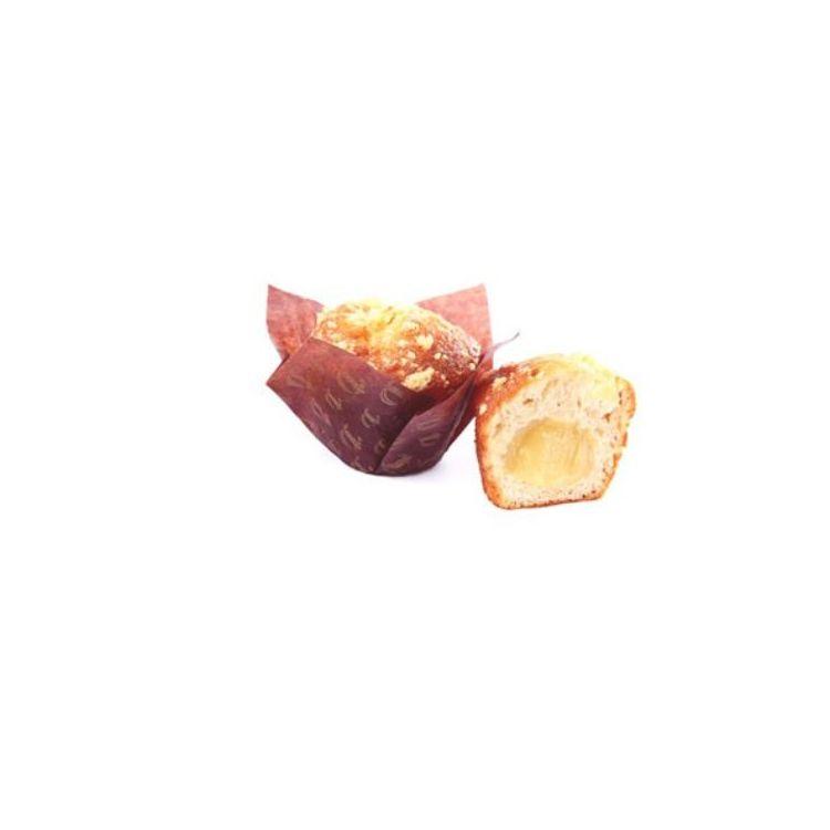 Μάφιν μήλο-κανέλλα & crumble