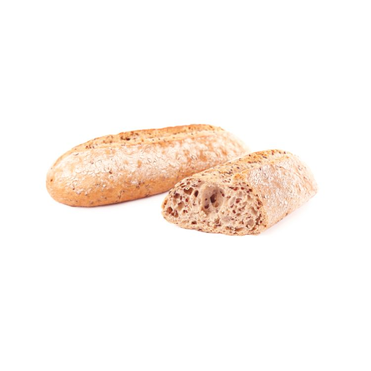 Ciabatta medium multicereali e quinoa
