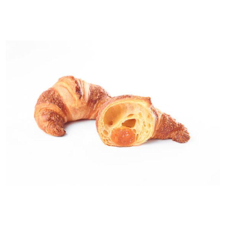 Croissant Croiccant all'albicocca e pesca