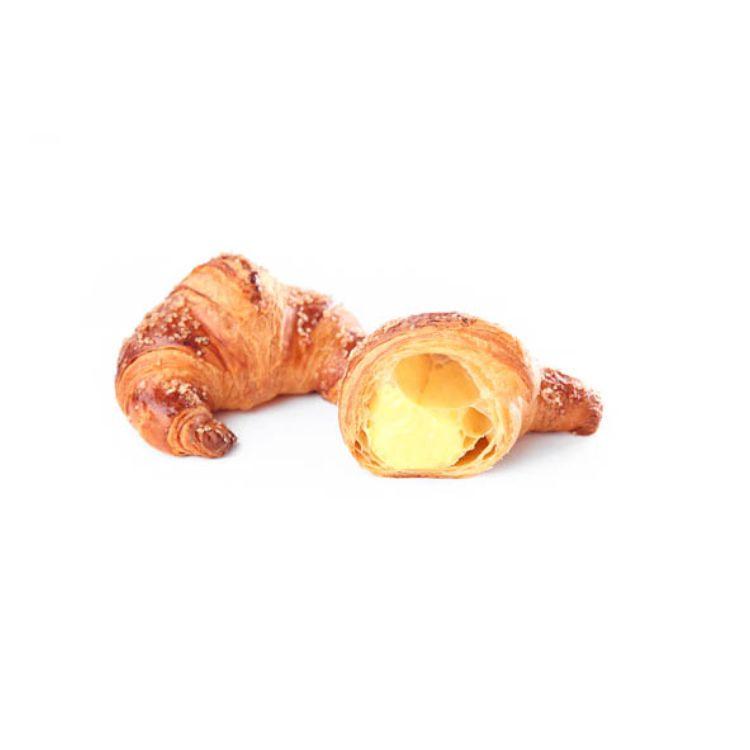 Croissant Croiccant alla crema