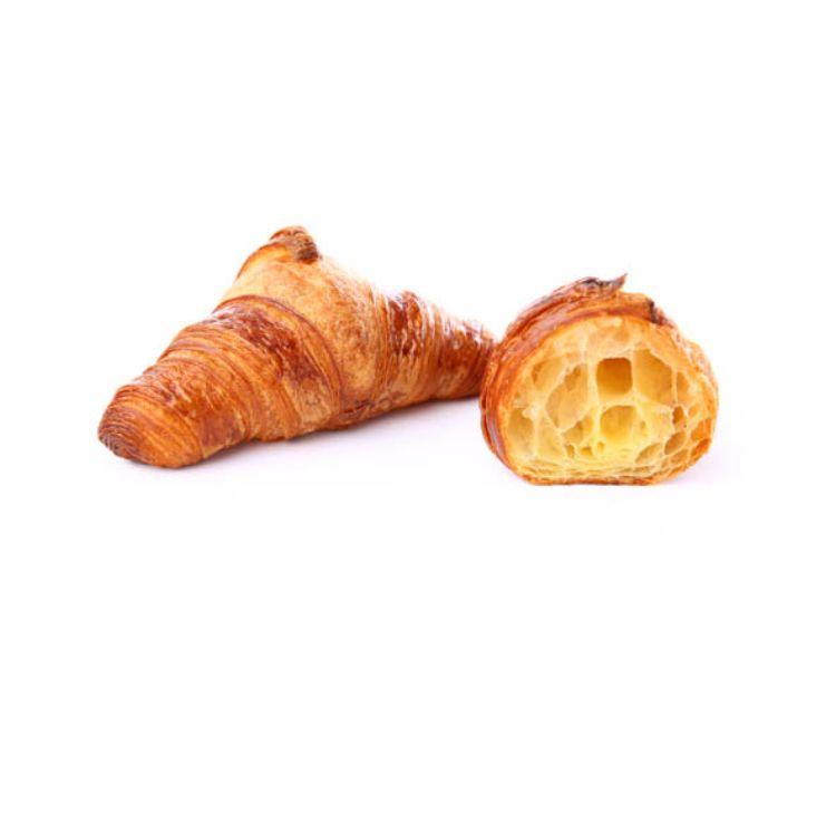Croissant met boter XL (24%)