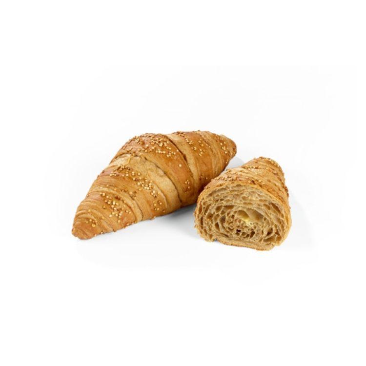Croissant vegano quinoa y espelta