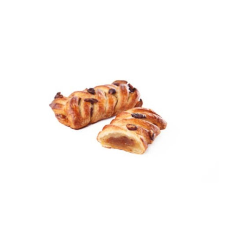 Maple & pecan plait - pre-glazed