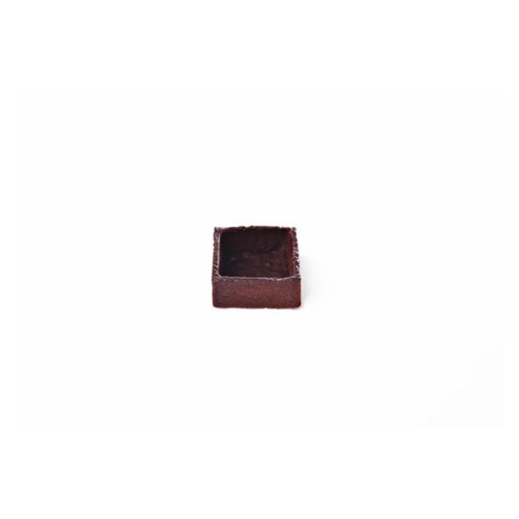 Tartelette quadrata 3,8 cm