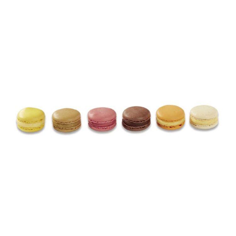 Macaron assortment, 15g