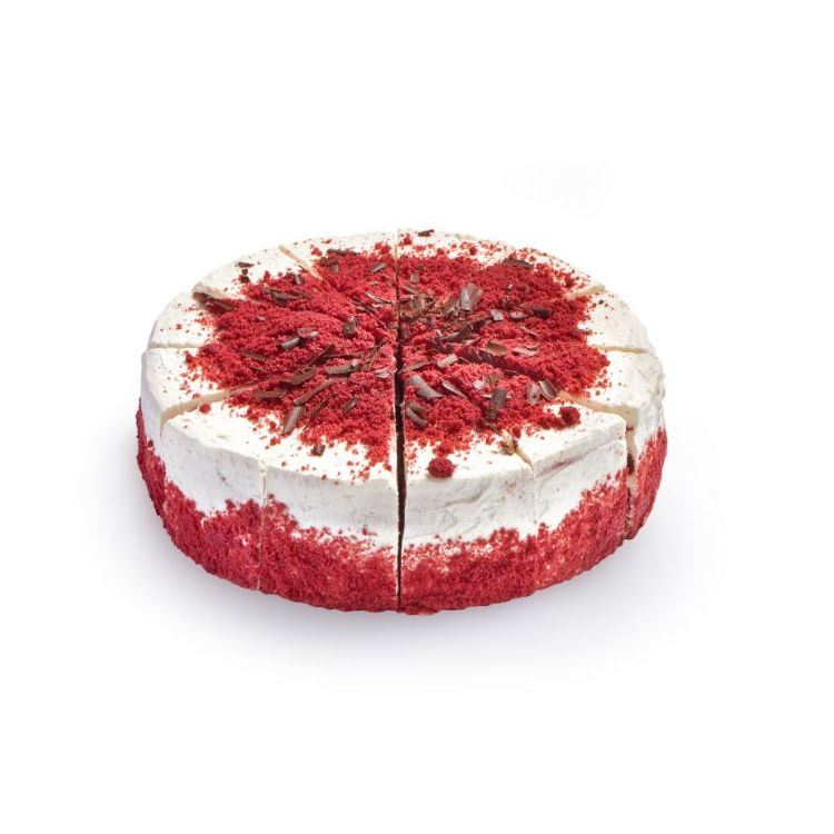High Cake Red Velvet (Ø23cm)