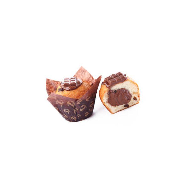 Muffin Tulipano Tentazione cioccolato e nocciola
