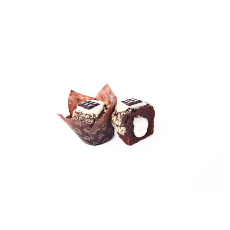Muffin Tulipano Tentazione cioccolato bianco