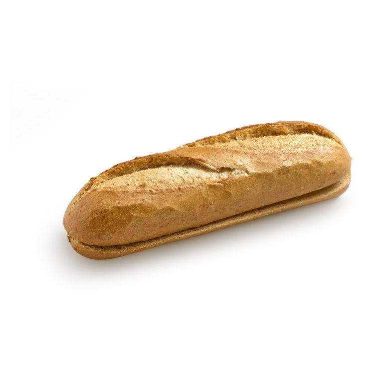 Demi-baguette céréales soft prétranché