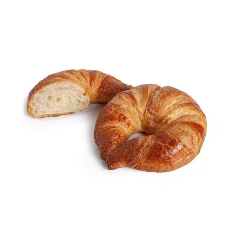 Croissant curvo tradicional