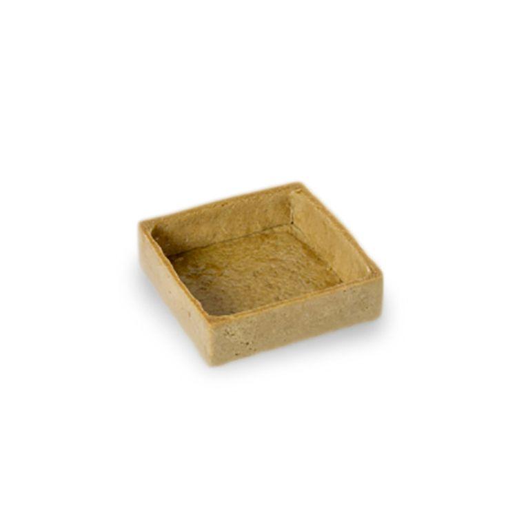 Savoury tart shell square 7.6 cm
