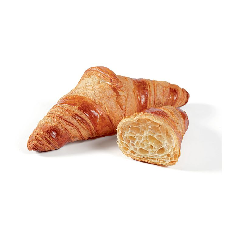 Pack 10 butter croissants