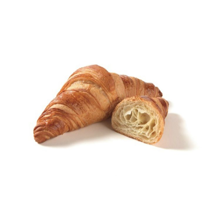 Butter croissant with sourdough