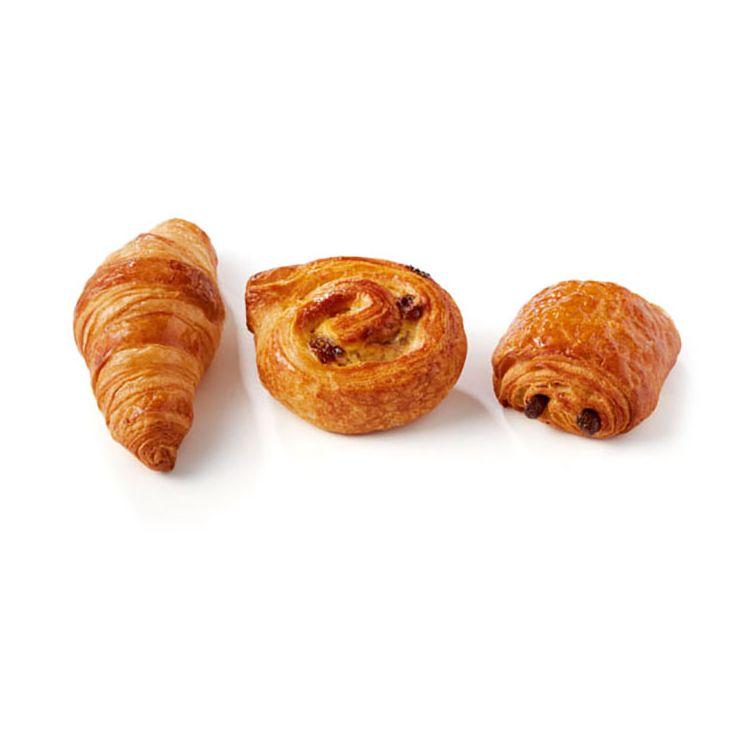 Mix mini Harmonie (croissant, girella, fagottino)