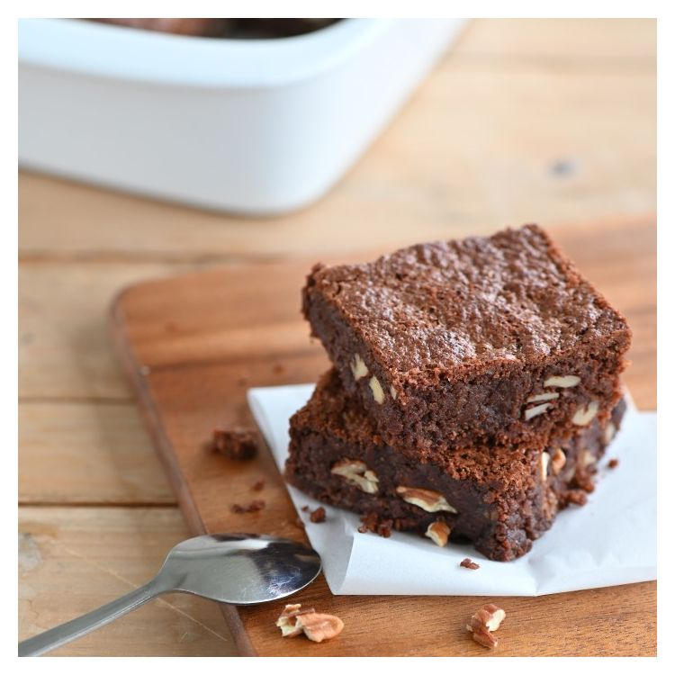 BROWNIE - A RECIPE NO WASTE ALL TASTE