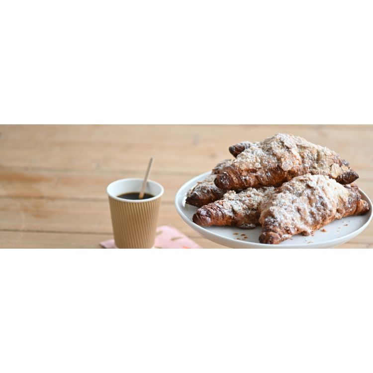 ALMOND CROISSANT - NO WASTE ALL TASTE RECIPE