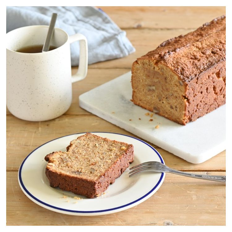 BANANA BREAD - A RECIPE NO WASTE ALL TASTE