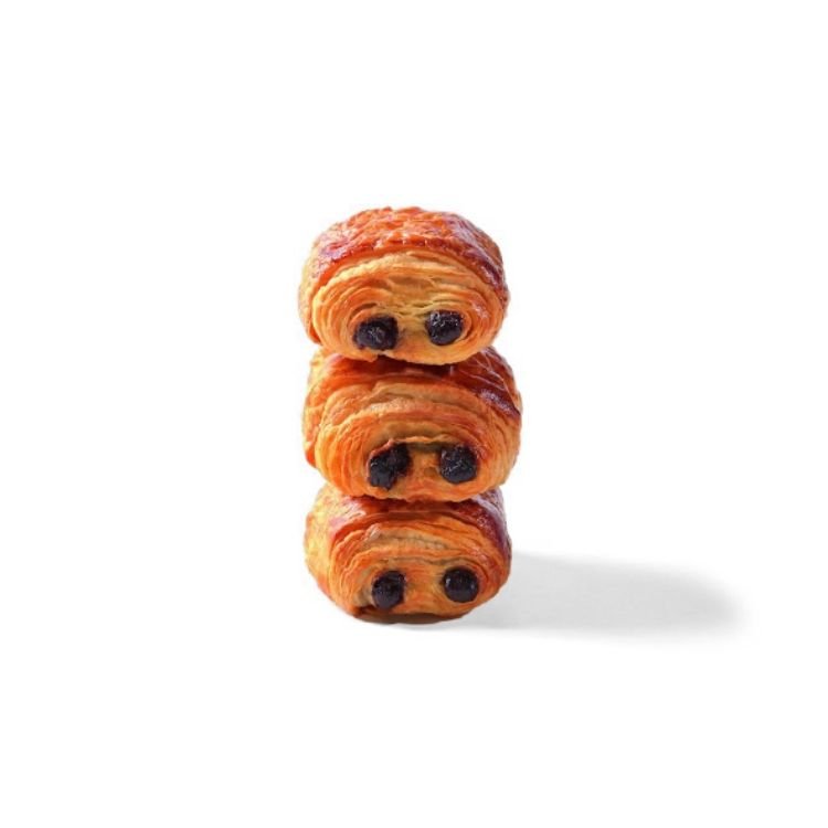 Mini butter pain chocolat