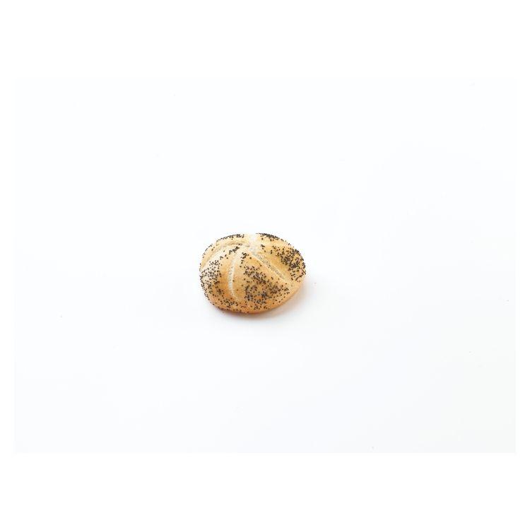 Rosenbröd Blå vallmo, 10 cm