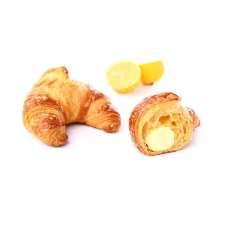 Croissant délissimo alla crema limone