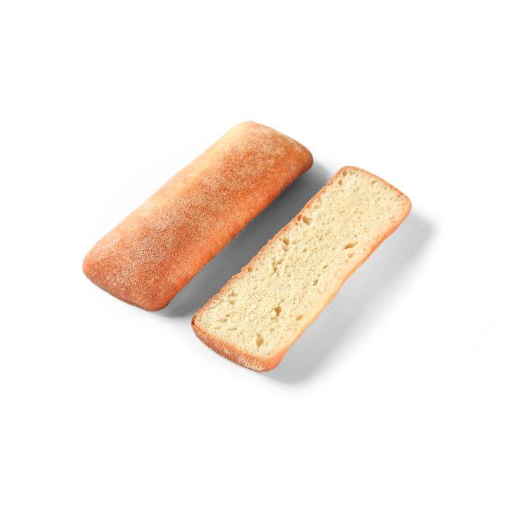 Fully baked ciabatta