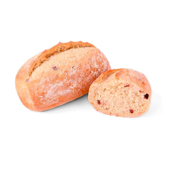 Petit pain airelles