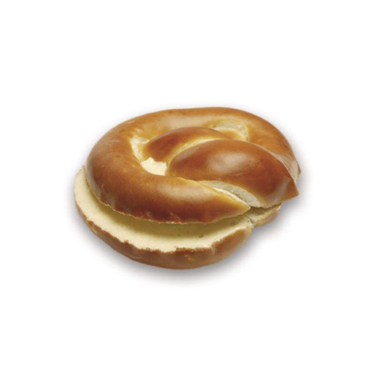 Laugenbrezel mit Butter (einz. verp.)