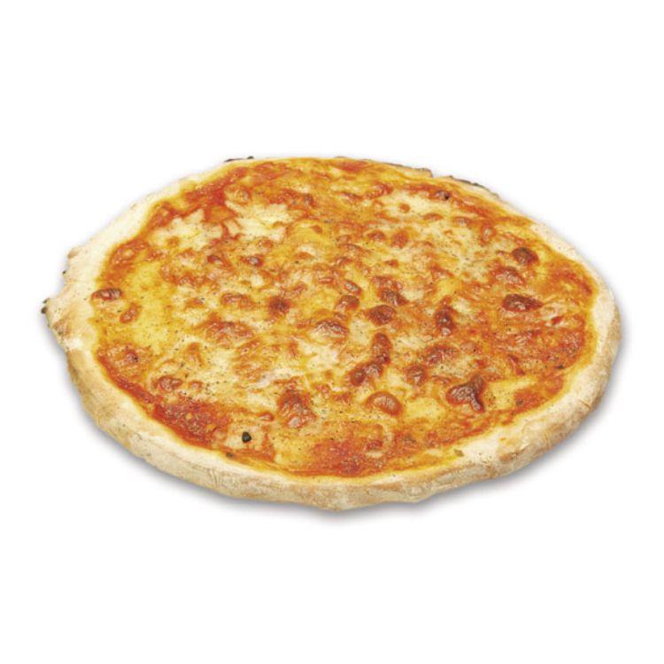 Pizza Marguerita rund
