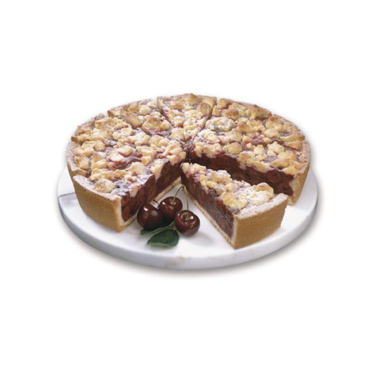 Kirsch-Butterstreusel-Torte