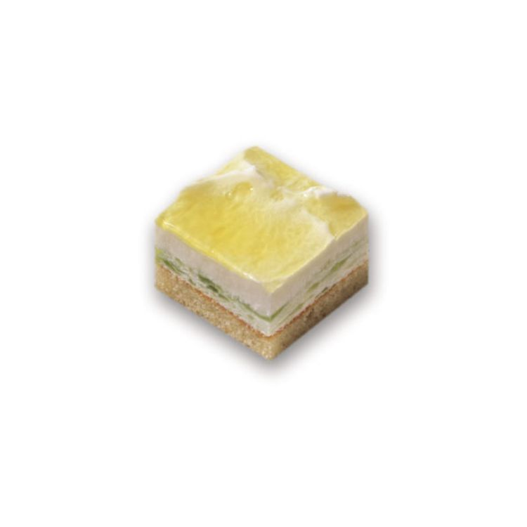 Zitronen-Limetten-Schnitte