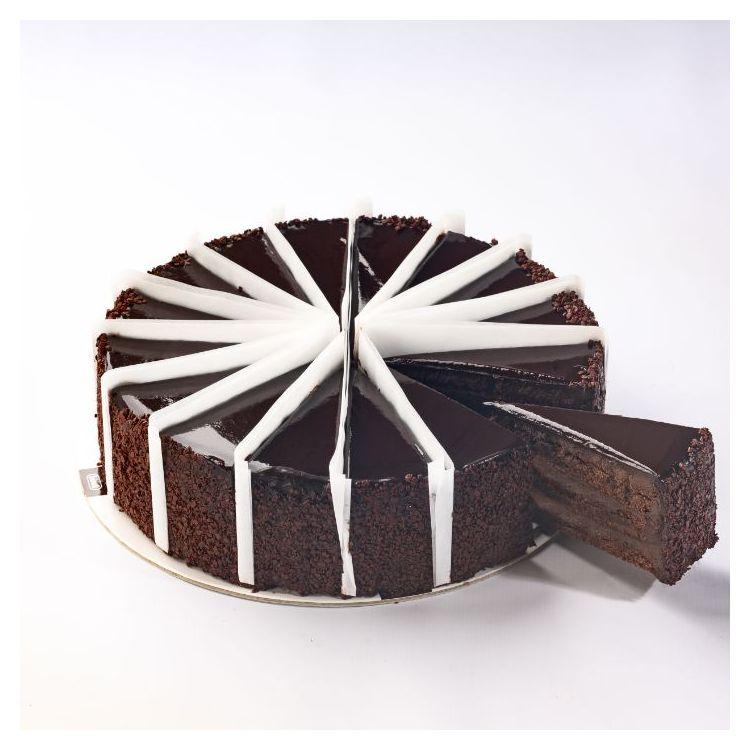 Cake λιωμένης σοκολάτας Bindi